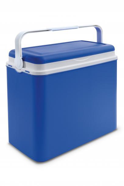 Хладилна кутия 24л, синьо