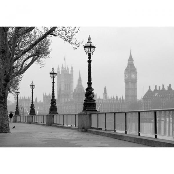 Фототапет London Fog 366х254 см