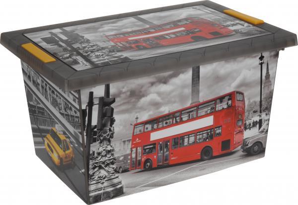 Кутия за съхранение с колела