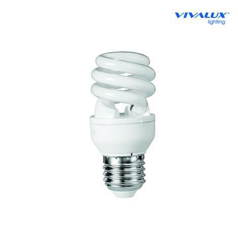 Енергоспестяваща лампа XS22 11W E27 2700K