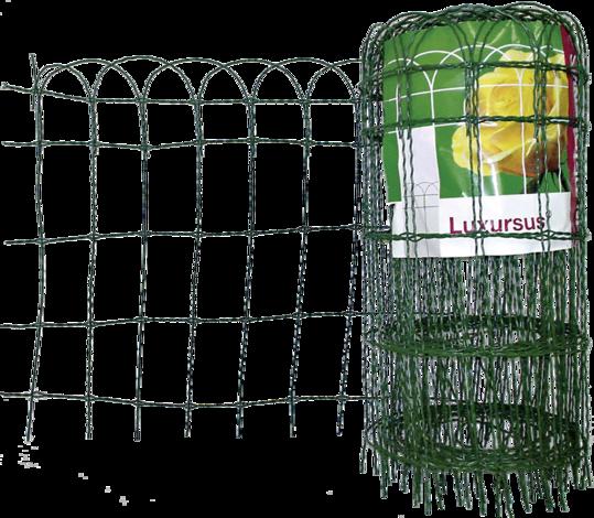 Оградна мрежа LUXURSUS 0.65х10 м
