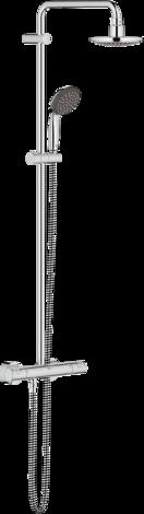 Душ колона Vitalio Start 160 с термостат