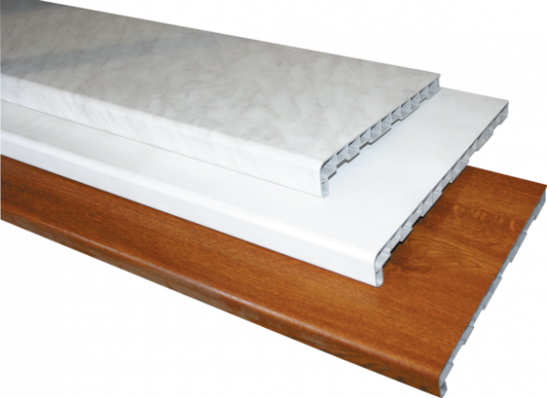 Подпрозоречна дъска  Мрамор 15х150 см