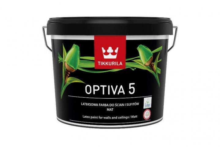 Латекс OPTIVA MATT 5 BA 2.7л