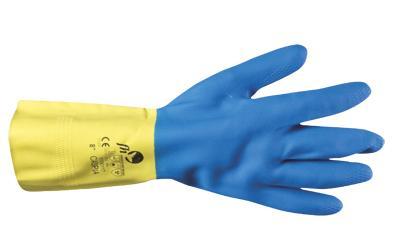 Ръкавици от латекс/неопрен Caspia №9