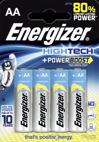 Батерии High T. AA FSB4 4 бр