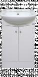 Мебел за баня Коло I с мивка 50см