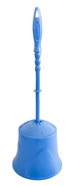 Четка за тоалетна - синя