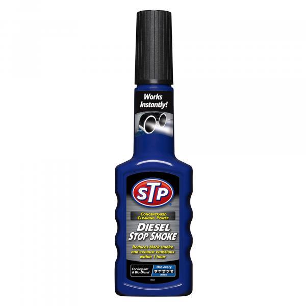 STP Добавка за дизел- стоп пушенето