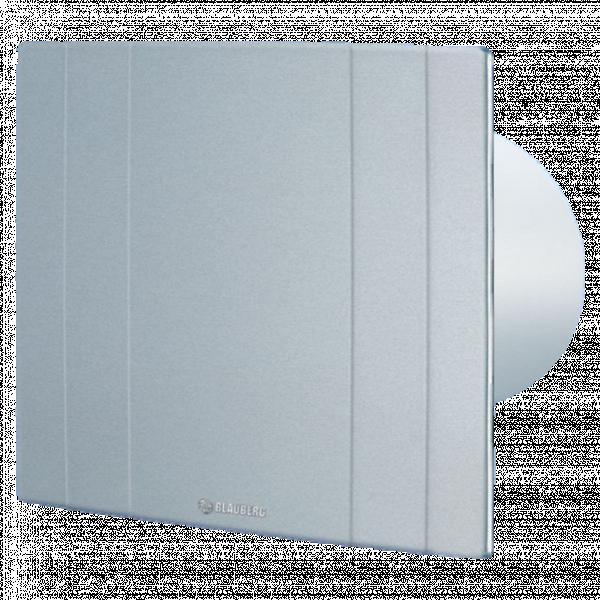 Вентилатор - дизайнерски Blauberg Quatro 100 Platinum