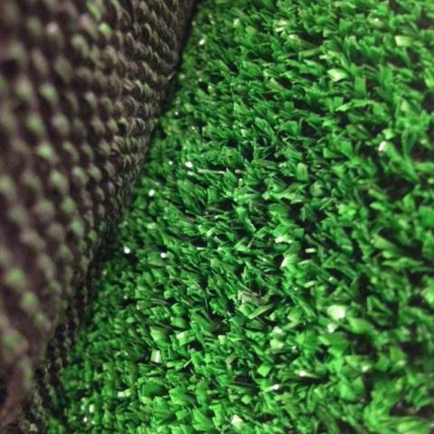 Изкуствена трева Preston, зелена 2