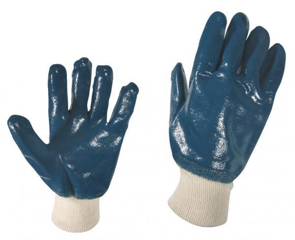 Ръкавици топени в нитрил Roller n.10