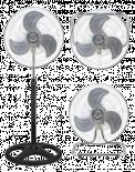 """Вентилатор 16"""" 3 В 1 ELITE EF-0465"""