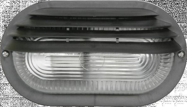 Външна лампа Rino E27 60Wчерна