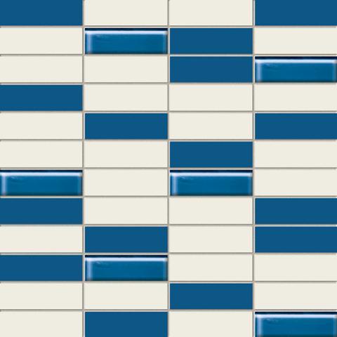 Мозайка Joy Blue glass mosaic