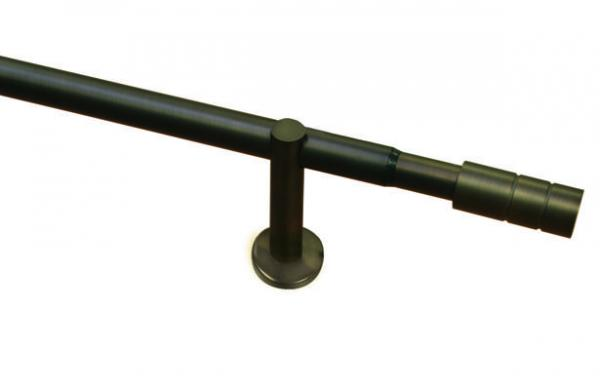 Корниз Цилиндър 100-190 см бронз