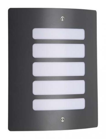 Градинска лампа Todd Е27 60W антрацит
