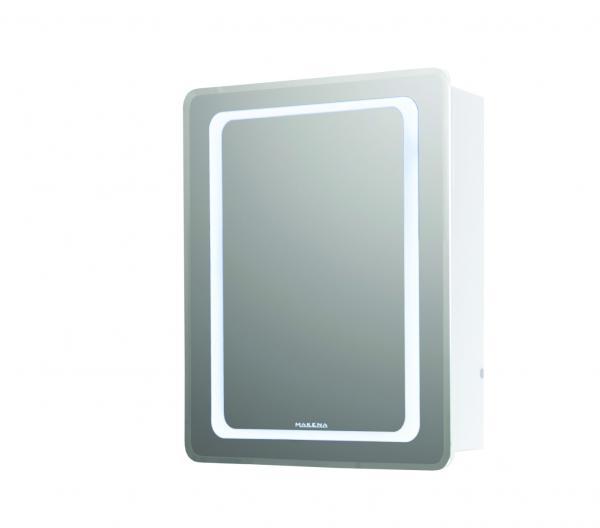 PVC  водоустойчив шкаф с огледало ИВОН