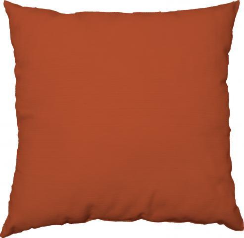 Деко възглавница 45х45 см оранж