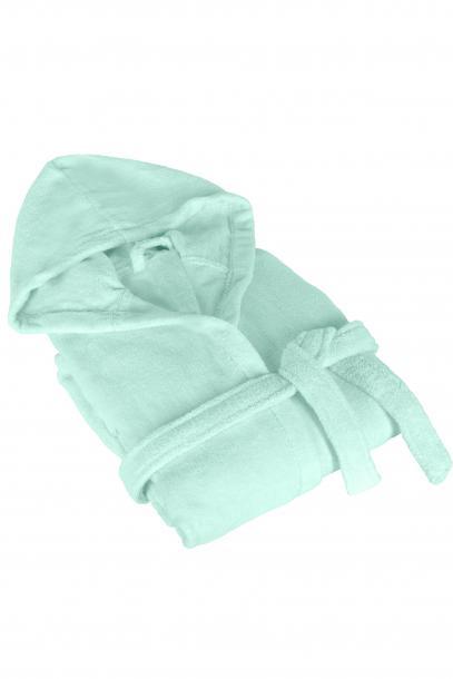 Халат за баня Пастел зелено L/XL