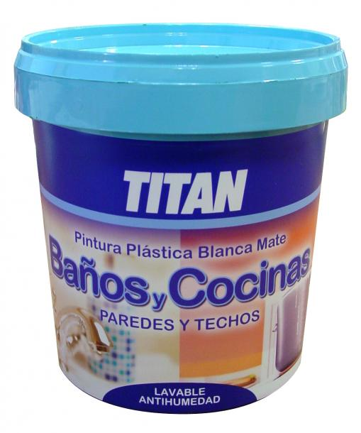 Латекс баня&кухня бял 0.75 л