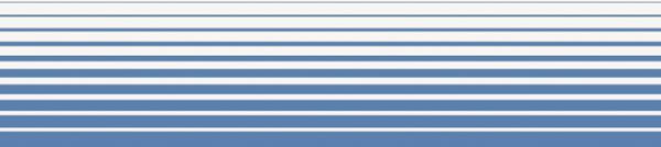 Фриз Rainbow kontrast blue 10x45