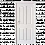 Врата Аспендос 90х200 см. лява