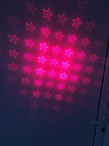 Фасаден лазерен прожектор Звезден дъжд 2 4