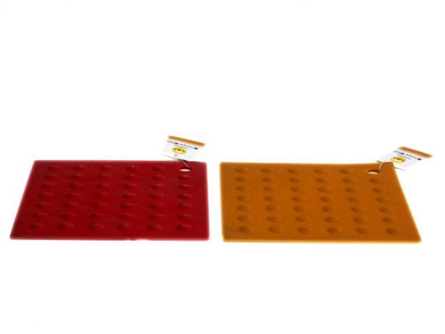 Поставка за горещо силикон квадрат