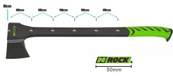Брадва 80 см Nrock NR-80
