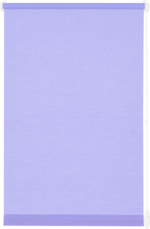 Текст. щора роло 42.5х150лила