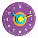 """Стенен часовник """"Polo"""" цветен"""