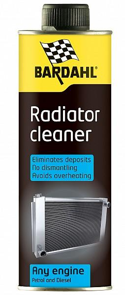 Добавка за промиване на радиатори BARDAHL 500мл