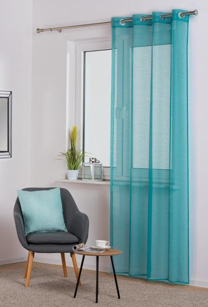 Готово перде Sofia turquoise 140x250 см
