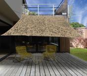 Камуфлажен сенник, цвят пясък