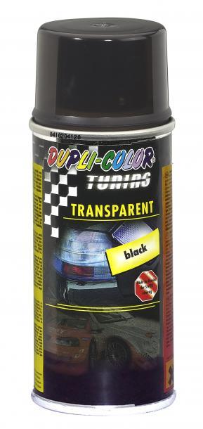 Dupli боя термоустойчива черна прозрачна 150мл