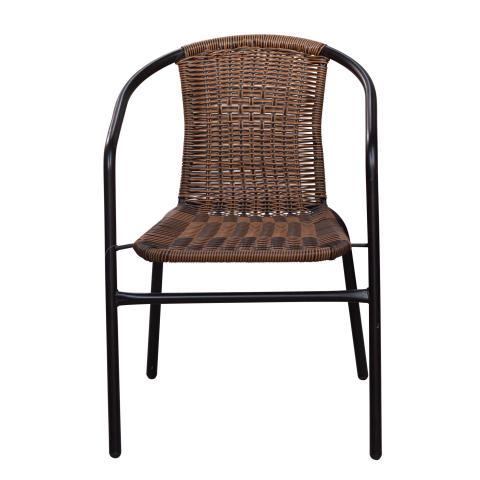 Стол Bistro,тъмно кафяв 3