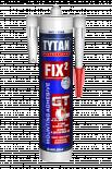 Бързо хибридно монтажно лепило TYTAN PROFESSIONAL FIX GT