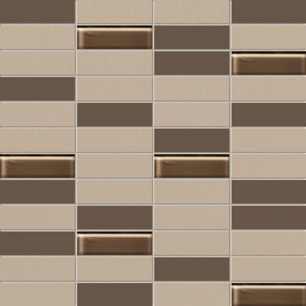 Мозайка Joy brown glass