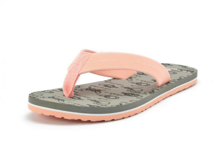 Дамски чехли Runners Pink/Grey 36-40