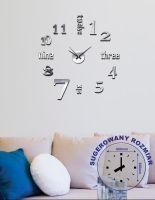 Часовник-Стикер SEVEN 2