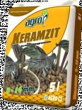 Керамзит 8-16мм 5 л