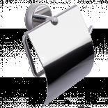 Държач за тоалетна хартия с капак MODERN