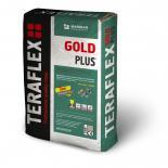 Високоякостно флексово лепило Терафлекс Gold-сив. Kлас C2 TE, 25 кг
