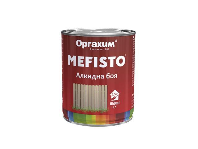 Алкидна боя Mefisto 0.65л, RAL 5015