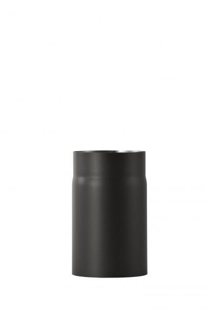 Димоотвод ф130 25см 2мм senotherm® UHT-HYDRO черен