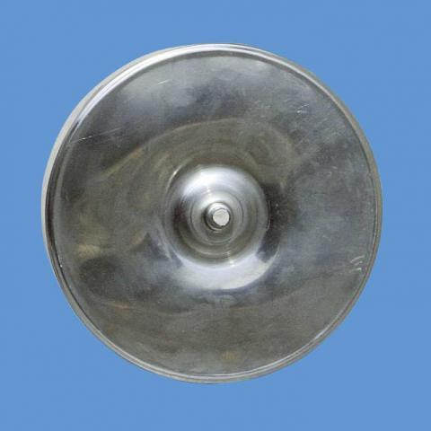 Тапа конденз Ф100 инокс 2