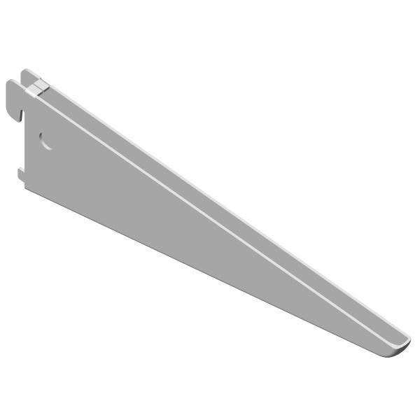 Конзола U-образна бяла 170мм