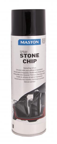 Автоспрей за защита от камъни Maston 0.5л, черен