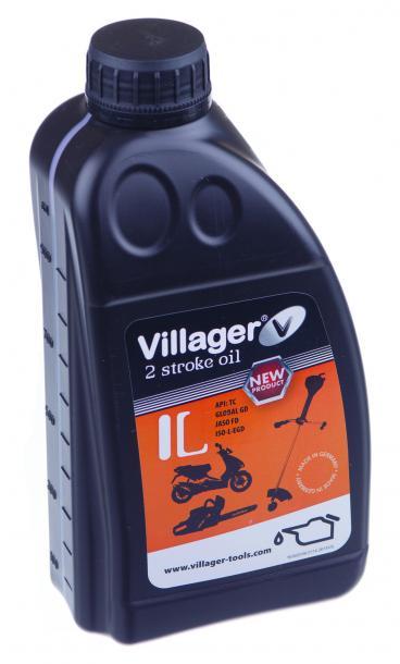 Масло за двутактов двигател Villager 1 л